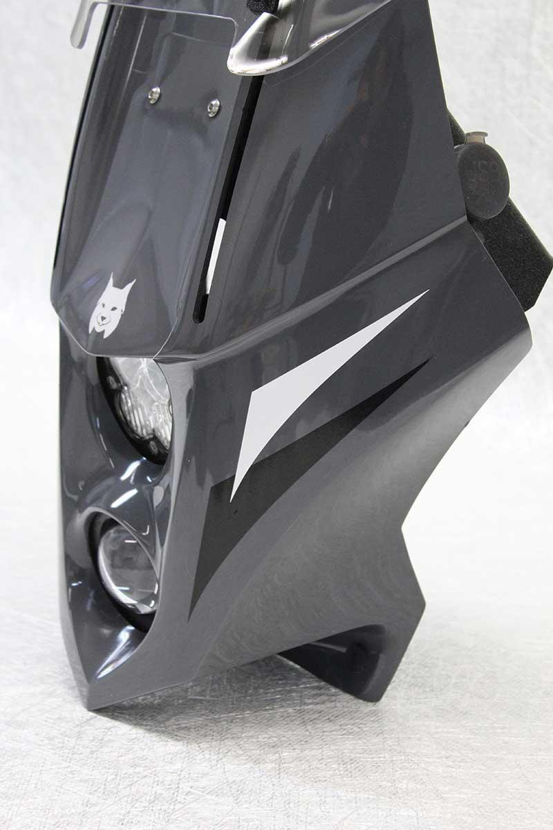 Lynx Dual Sport Fairing Honda Xr 650 L Britannia Composites Ltd 02 Wiring Diagram