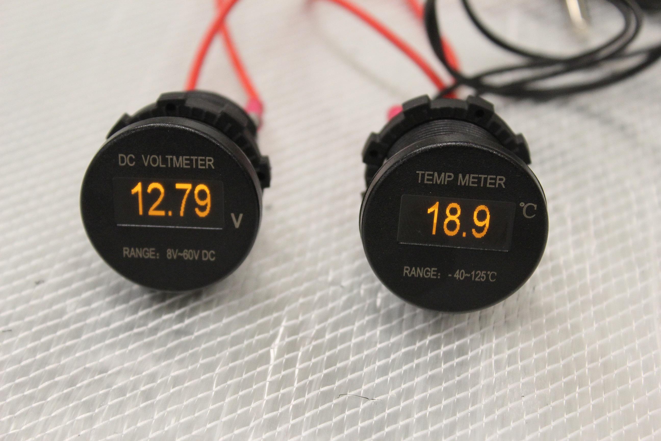 Lynx Dual Sport Fairing For Ktm 690 Britannia Composites Ltd Fuse Box Volt Meter