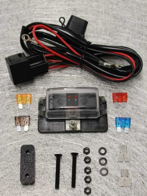 Fuse-Box-and-wiring-kit
