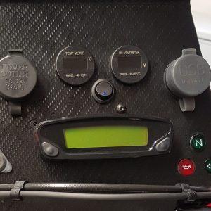 Lynx 690-19 dashboard